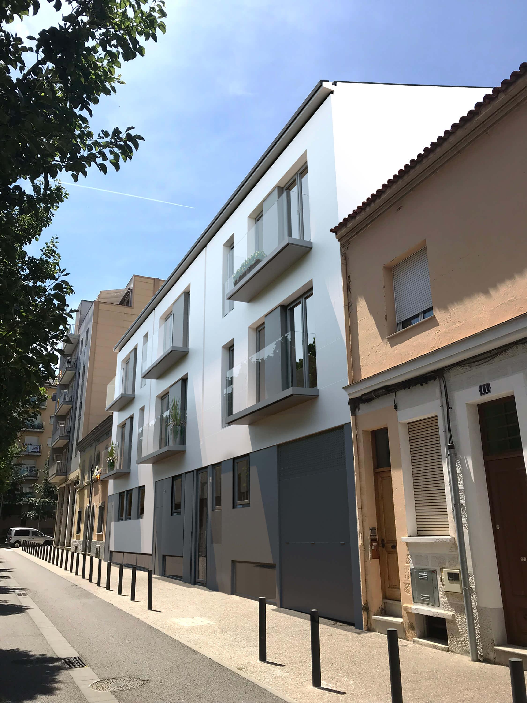 Avanç d'obres a Girona