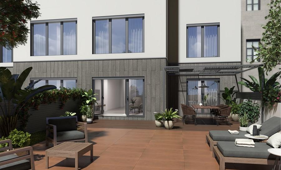 """Espacio exterior, luz y teletrabajo, los """"must"""" de la nueva demanda inmobiliaria"""